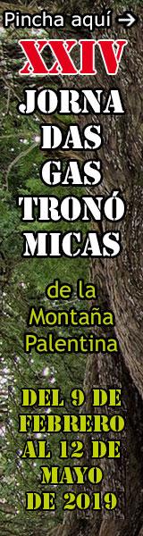 XIV Jornadas Gastronómicas de la Montaña Palentina