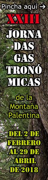 XIII Jornadas Gastronómicas de la Montaña Palentina