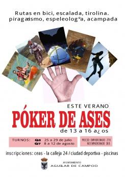 160812. Póker de Ases