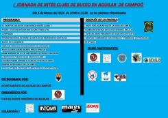 160306. I Jornada Interclubs de Buceo en Aguilar