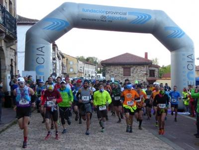 Mañana se celebrará en Guardo el III Trail Montaña Palentina, sexta prueba del Circuito Provincial de Carreras por Montaña
