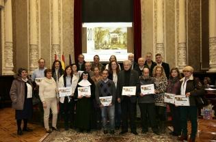 Entregados los premios del X Concurso de Belenes de la Diputación