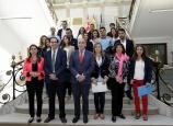 10 jóvenes de la provincia harán prácticas remuneradas en 9 empresas palentinas