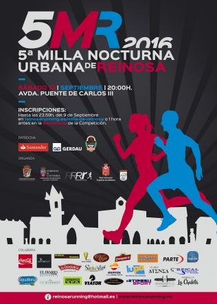 El subcampeón de Europa de 1.500 metros, David Bustos, correrá en la V Milla Nocturna de Reinosa