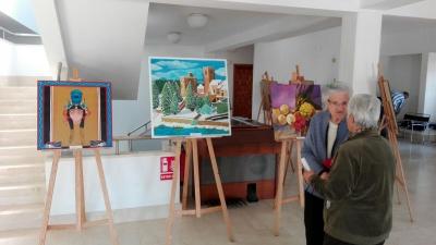 'Arte con alma' llega a Cervera de Pisuerga