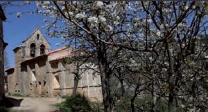 El Monasterio de Santa María la Real acoge la inauguración de las Jornadas Culturales de Románico Norte
