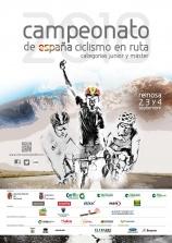 Reinosa acogerá este fin de semana los Campeonatos de España de Ciclismo en las categorías Junior y Máster