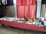 Una tertulia y un mercadillo de libros usados centraron las actividades del Día del Libro en el municipio de Brañosera