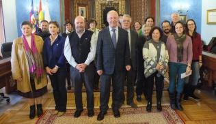 El Ayuntamiento de Reinosa entrega 24.000 euros para la cooperación con países en vías de desarrollo