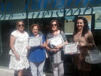 Entregados en Aguilar los premios del VIII Concurso de Embellecimiento Floral