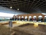 La Villa Romana La Olmeda recibió 19.224 visitantes durante los meses de junio, julio y agosto