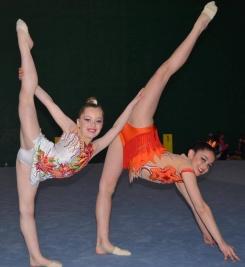 160507. Campeonato de gimnasia rítmica