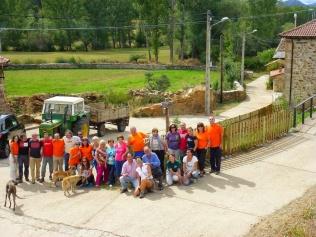 La FEMP premia el programa de voluntariado ambiental 'A Huebra' promovido por la Diputación de Palencia