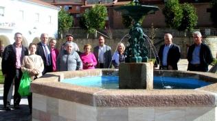 Barruelo de Santullán luce una renovada Plaza del Carmen y estrenará en breve el rocódromo