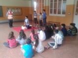 Cruz Roja promueve el voluntariado en Aguilar y Barruelo