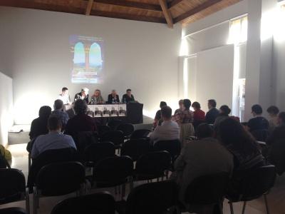 Unas 40 personas participan en las jornadas sobre patrimonio organizadas por FADECYL en Aguilar de Campoo