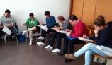 La I Lanzadera de Empleo de Villamuriel comienza a funcionar con un equipo de 20 jóvenes desempleados