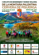 La Senda del Oso de Cervera, incluida en el I Circuito de Senderismo de Castilla y León