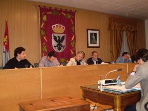 El Ayuntamiento de Aguilar celebra hoy un pleno ordinario