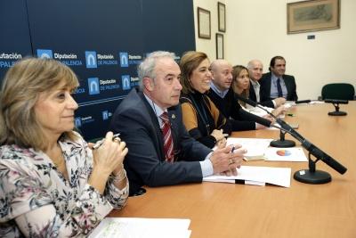 La Diputación reducirá el año que viene su presupuesto pero mantendrá la inversión // Información: Agencia Ical