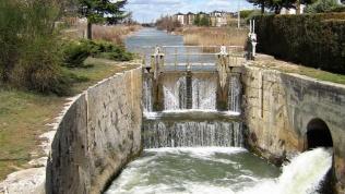 El Ministerio de Agricultura, Alimentación y Medio Ambiente licita el Servicio de mantenimiento y conservación del Canal de Castilla en las provincias de Palencia, Burgos y Valladolid