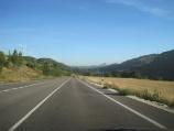 Tráfico restringirá la circulación de mercancías peligrosas por la carretera N-627 entre Aguilar de Campoo y Burgos