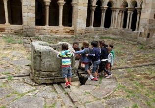 Descubriendo el Monasterio de Santa María la Real con 'Te vas a quedar de piedra'