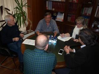 La Junta acondicionará anualmente el carril-bici de Aguilar a Brañosera al finalizar la Campaña de Vialidad Invernal