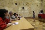 Comienza en Aguilar el I Taller de Música Medieval