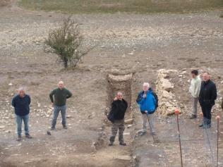Monte Bernorio cumple diez años desde el inicio de las investigaciones