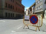 El Ayuntamiento de Aguilar invierte 7.000 euros en renovar la señalización horizontal