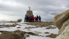 150111. Calendario actividades Club de Montaña La Escalerilla