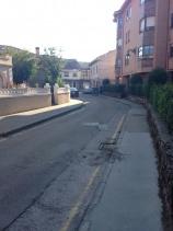 Las obras de la segunda fase en la Calle Tobalina de Aguilar de Campoo se ejecutarán con 133.000 euros