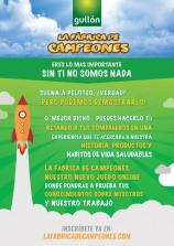 Gullón presenta el juego online 'La Fábrica de Campeones' para impulsar la cultura corporativa