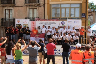 El Campeonato de Castilla y León de Carreras por Montaña concluye con la victoria del Club de Montaña La Escalerilla de Barruelo