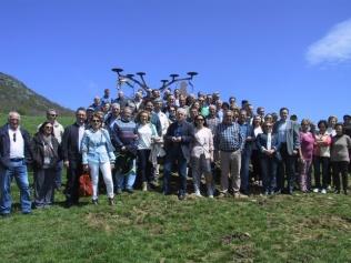 El 'Grupo Muriel' celebrará un encuentro en Villabellaco y Brañosera el próximo 7 de mayo